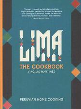 Lima Das Kochbuch von Luciana Bianchi, Virgilio Martinez (Gebunden)