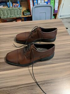 Bostonian Flexlite Mens Size 9 Dress casual Shoe brown