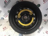 "VW GOLF AUDI A3 8P SEAT 16"" SPARE WHEEL SPACE SAVER 125 70 16"