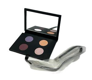 Lancome Paris Velvet Diary Palette 4 Eyeshadows Palette *NEW*