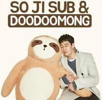 Korean Film Oh My Venus DOODOOMONG Bear Plush Doll Toy Cushion Valentine's Gift