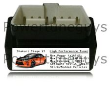 Stage 17 Performance Power Tuner Chip [ Add 185 HP 5 MPG ] OBD Tuning for Ford