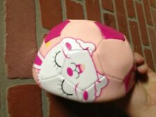 Super-K Kids Free Kick Soccer Ball Size 2 Pink Rabbit