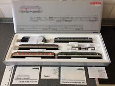 """Märklin H0 26512 Schnellzugpackung BR 110 der DB """"Pop-Farben"""" NEU in OVP !!"""