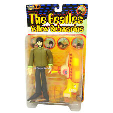McFarlane Toys The Beatles Yellow Submarine George New in Worn Box