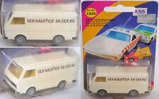 Siku Super 1334 VW LT 28 Kastenwagen, KAUFHOF AN DER KÖ, ca. 1:60, Sondermodell