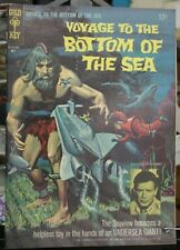 Voyage to the Bottom of the Sea #4 MAY Gold Key VF