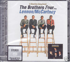 The Brothers Four Try To Remember Beatles Songbook Limited Numbered Hybrid SACD