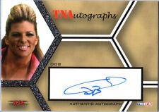 TNA ODB 2008 Impact SILVER Authentic Autograph Card DWC3