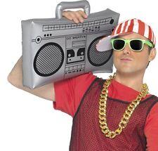 80er Jahre 1980er Jahre Kostüm Aufblasbar Ghettoblaster Radiorecorder Hip Hop