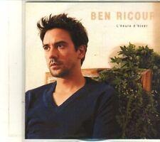 (DT411) Ben Ricour, L'Heure D'Hiver - 2007 DJ CD