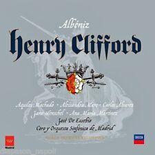 Albeniz: Henry Clifford / De Eusebio, Machado, Marc, Alvarez, Martinez - CD