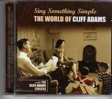 (CR859) Sing Something Simple, Cliff Adams Singers - 2002 CD