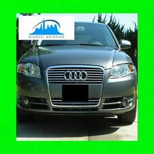 2006-2011 AUDI A3 CHROME TRIM FOR GRILLE 2007 2008 2009 2010 06 07 08 09 10 11