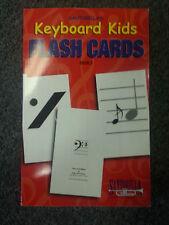 Keyboard Kids Flash Cards Deck 2