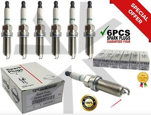 6 PC 22401-EW61C Iridium FXE22HR11 Spark Plugs Altima Infiniti EX35 3.5L🔥