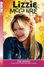 Lizzie McGuire Cine-Manga Volume 9: Magic Train & Grubby Longjohn's Olde Tyme Re