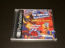 X-Men Children of the Atom Playstation 1 PS1 Brand New Factory Sealed