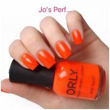 ORLY Nail Polish Orange Punch #20463