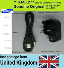 WB5500 DIGITAL CAMERA USB CABLE SAMSUNG DIGIMAX WB5000 BATTERY CHARGER x1
