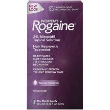 Rogaine Women's Hair Regrowth Treatment Liquid 2 fl oz. - 1 Month - 10/2024 Exp