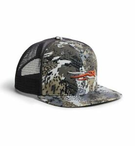 Sitka Womens Trucker Hat Optifade Elevated II One Size Fits All