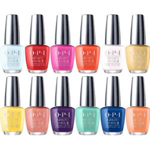 OPI Nail Polish Infinite Shine 2 Long Wear Varnish Lacquer 15ml - Various Shades