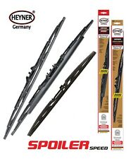 "Toyota Avensis 2003-2008 SPOILER window wiper blades FULL SET 24""16""16"""