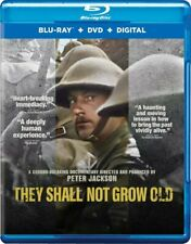 They Shall Not Grow Old (Blu-ray + Dvd + Digital)
