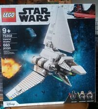 Lego Star Wars Imperial Shuttle 75302 In Hand- NEW IN BOX