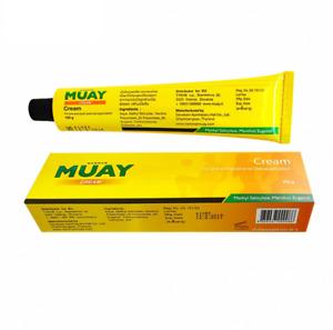 Crema Namman Muay ORIGINALE Tailandese 100g analgesica, muay thai MIGLIOR PREZZO
