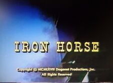 IRON HORSE COMPLETE SERIES ON DVD NEW BETTER QUALITY SET DALE ROBERTSON