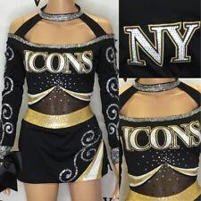Cheerleading Uniform Allstars NY Icons Adult XS