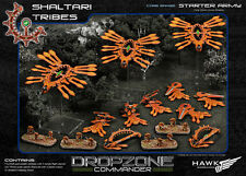 Hawk Wargames Dropzone Commander BNIB - Shaltari starter army (Plastic)