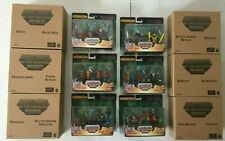 He-man -Masters Of The Universe-  Set Of 6 Mini 2 Packs  Castle Grayskull C-N-C