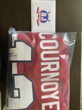 Yvan Cournoyer Montreal Canadiens Autographed Fanatics® Vintage Hockey Jersey!
