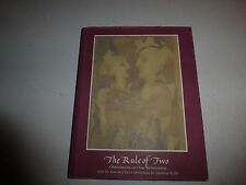 Ann Woodin - The Rule of Two: Observations on Close Hbdj 1987 2nd Print B89