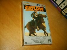 Betamax *CATLOW* 1971 Pre Cert Classic Yule Brynner - Spaghetti Western Comedy!