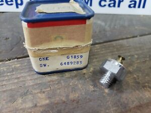 NOS GM AC 1969-74 Buick Riviera Skylark GS V8 430-455 Temperature Thermo Switch