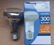 4 x 42w ES Screw In E27 Spotlight Reflector Halogen Light Bulbs Lamp R63 Bulbs