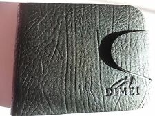 GENUINE MENS 8 Card & 1 ID Slots  WALLET *NEW* (gift for men/money)