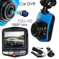 2018 Camera HD Car DVR Video Recorder Night Vision G sensor Dash Cam UK Stock