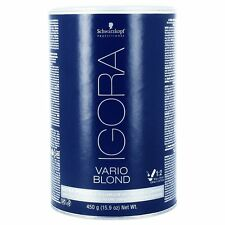 Schwarzkopf IGORA VARIO BLOND EXTRA POWER Up To 8 Levels Anti Yellow Effect 450g