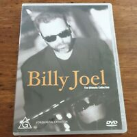 Billy Joel The Ultimate Collection DVD R4 Like New! FREE POST