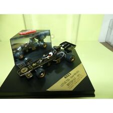 1/43 Quartzo Lotus 72d Formule1 F1 Dave WALKER British GP 1972