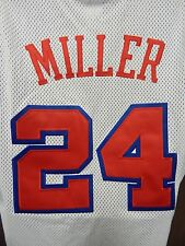 Andre Miller Los Angeles Clippers #24 Reebok Authentic Basketball Jersey Size 56