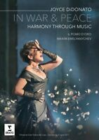 In War & Peace - Harmony Through Music - DVD [2018] DVD New