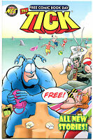 The TICK, NM, the Moth, FCBD, 2013, more promos and Tick items in store