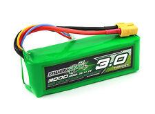 New Multistar 3000mah 10C-20C Lipo 3S 11.1v High Capacity Battery XT60 Xt-60 US