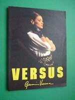 VERSUS Catalogo Gianni Versace # 3 Collezione Inverno A/W 1991 1992 CARLA BRUNI